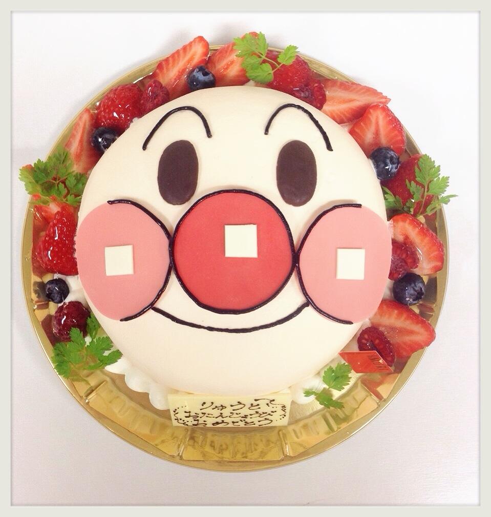 [最高のコレクション] キャラクター ケーキ 福岡 市